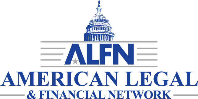 American Legal Financial Network logo